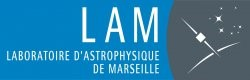 Logo of Laboratory of Astrophysics of Marseille