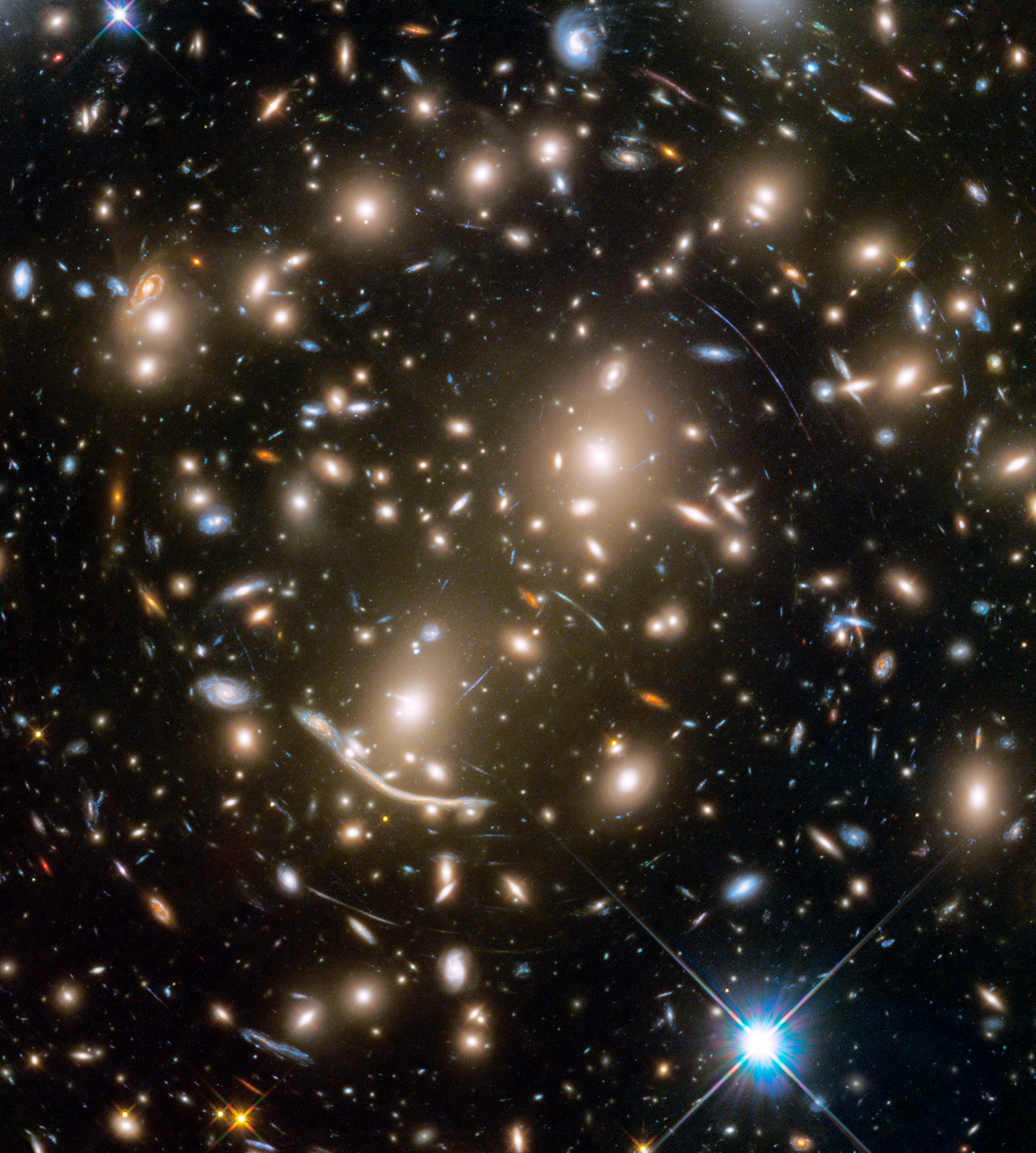Evolución de Galaxias en Cúmulos | Instituto de Astrofísica de Canarias •  IAC