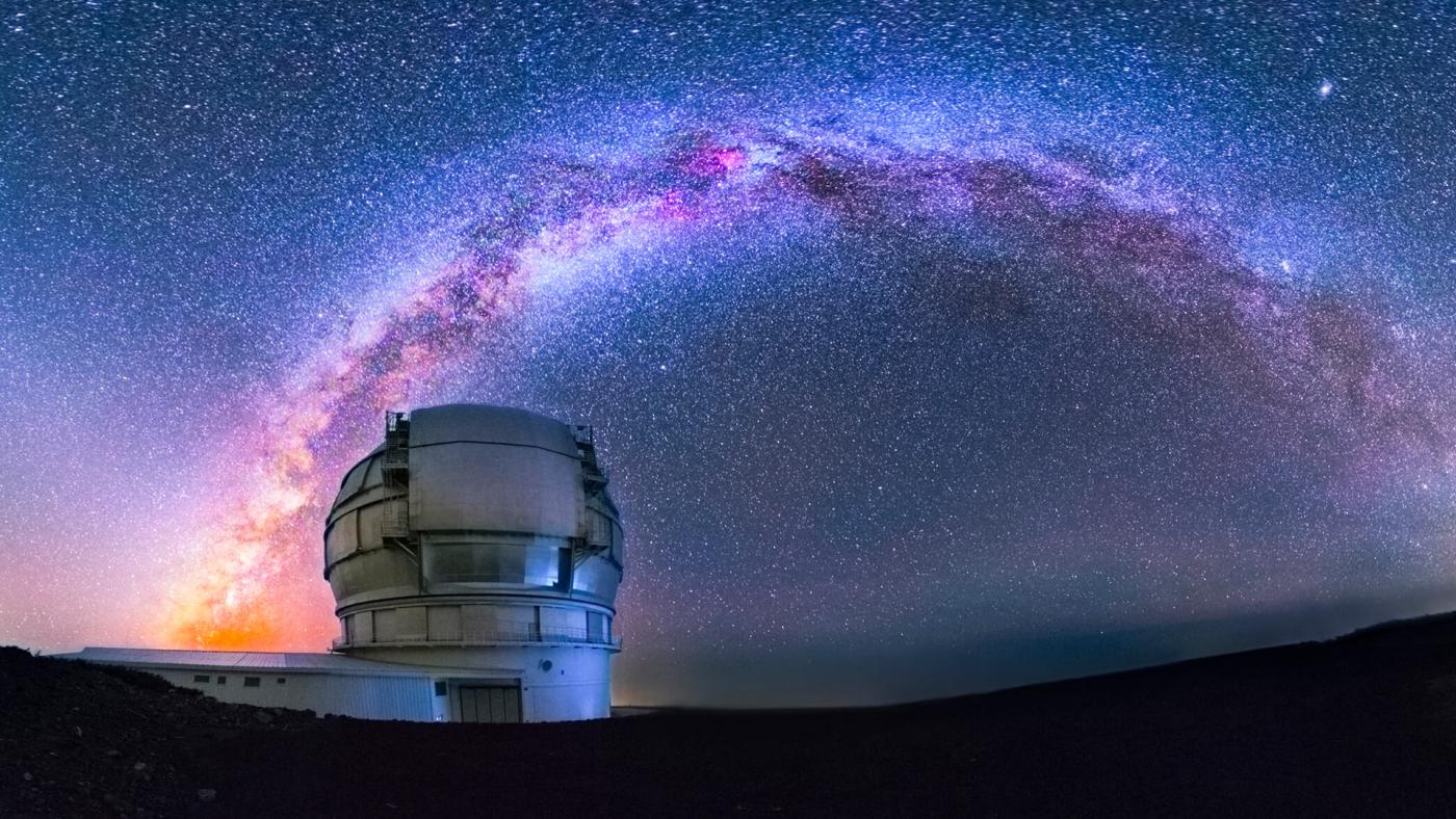 Inicio | Instituto de Astrofísica de Canarias • IAC