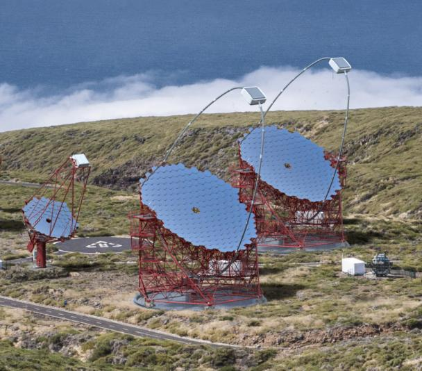 Cherenkov Telescope Array (CTA)
