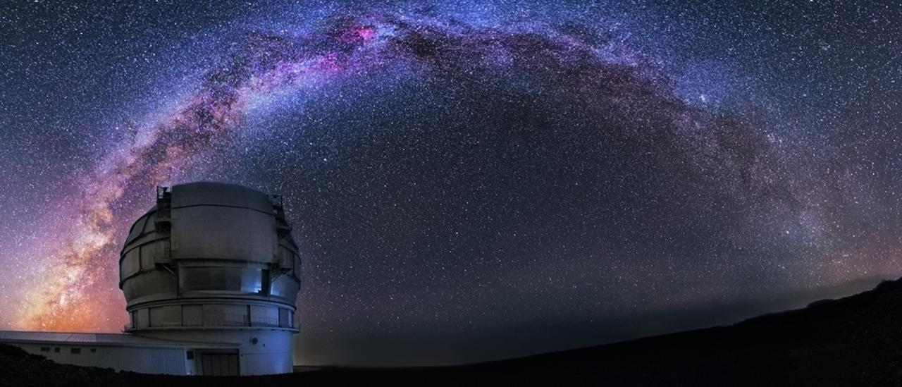 GTC and Milky Way