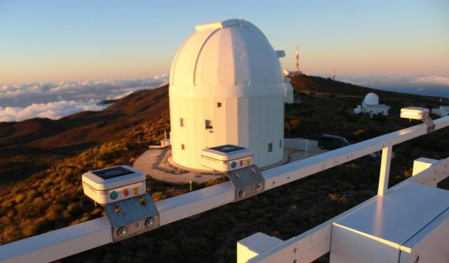 Photometers at the Teide Observatory