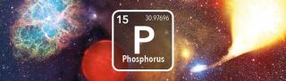 The stellar source for phosphorus, element so important for life, is still unknown. Credit: Gabriel Pérez Díaz, SMM (IAC).